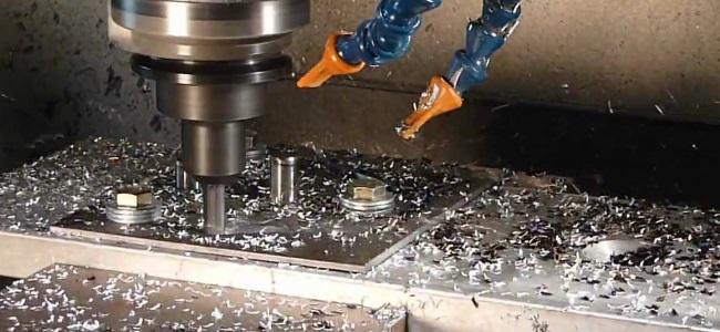 Fabricación de repuestos, piezas, tecnología CNC